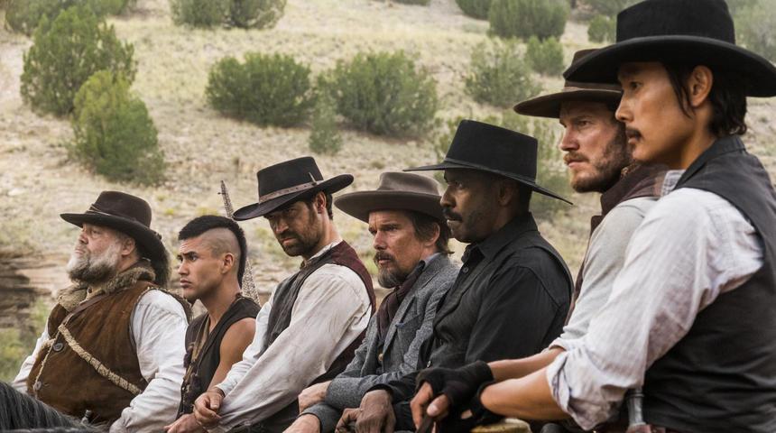 Découvrez la bande-annonce de The Magnificent Seven avec Chris Pratt