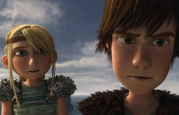 Box-office nord-américain : How to Train Your Dragon de retour au sommet