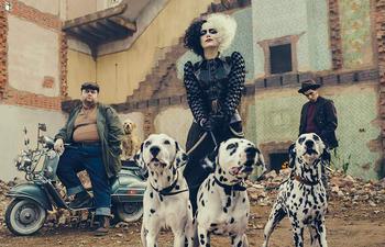 Bande-annonce : Emma Stone est fabuleuse en Cruella