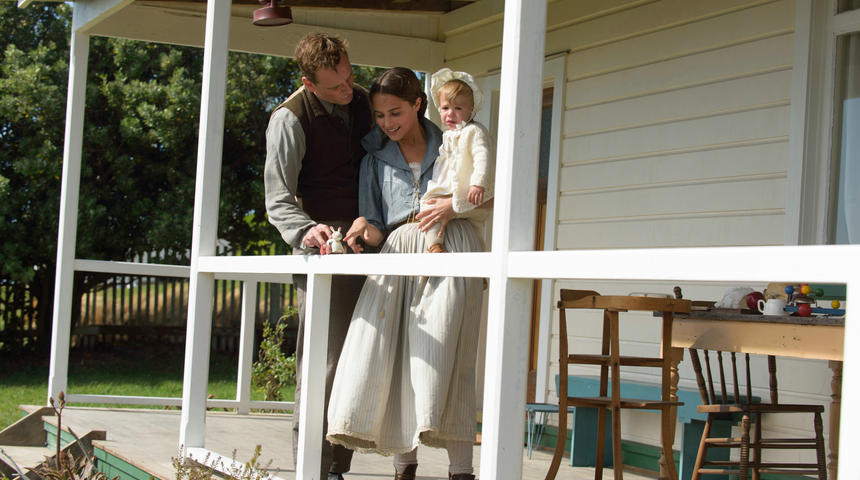 Nouveautés : The Light Between Oceans