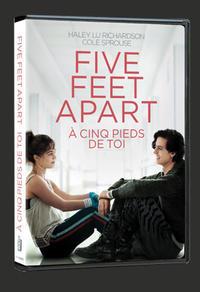 DVD du film À cinq pieds de toi