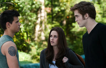 Bande-annonce officielle du long métrage The Twilight Saga: Eclipse
