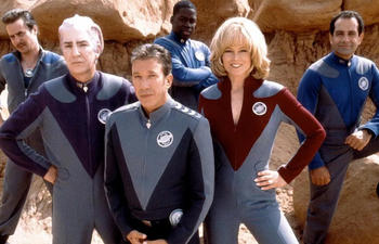 Nous pourrions avoir un Galaxy Quest 2