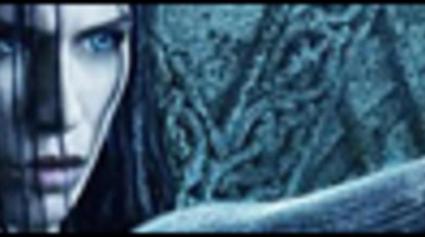 Nouvelle affiche du film Underworld: Rise of the Lycans