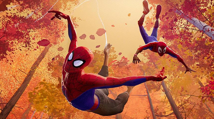 Nouveautés : Spider-Man: Into the Spider-Verse et The Mule