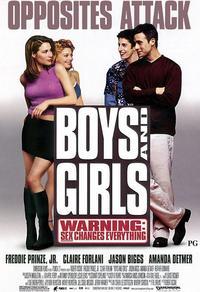 Des gars, des filles