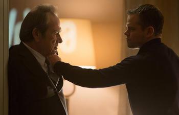 Nouveautés : Jason Bourne