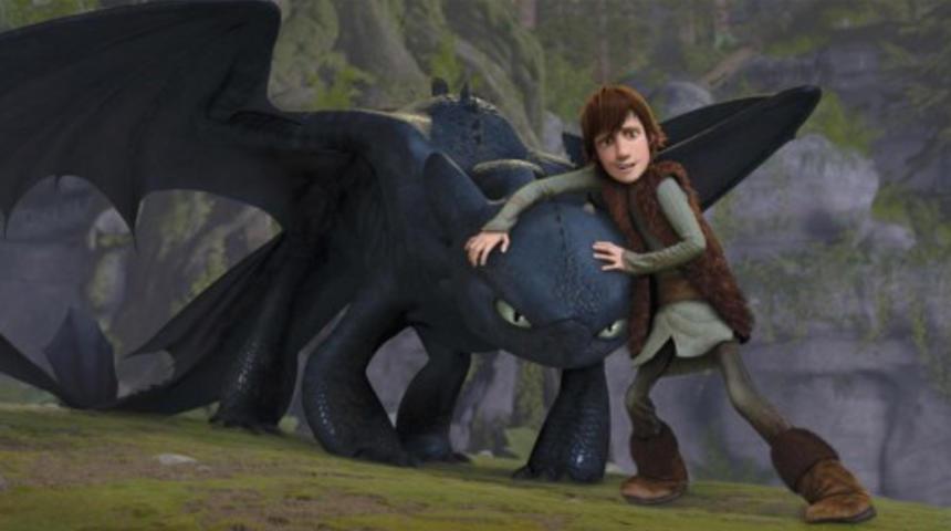 Box-office québécois : Dragons de retour en tête