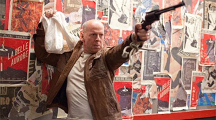 Bruce Willis dans Captive
