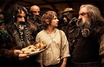 Sorties DVD : The Hobbit: An Unexpected Journey