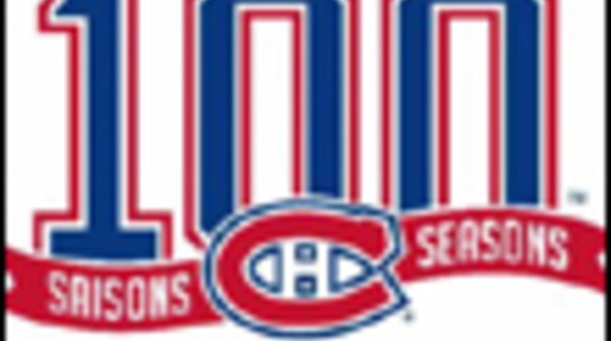 Sur le plateau de Pour toujours, les Canadiens!
