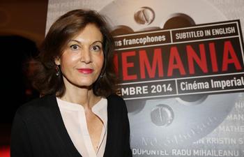 Première de Gemma Bovery à Cinemania