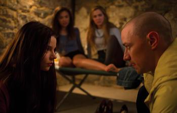 Box-office nord-américain : Split livre une lutte féroce à ses concurrents