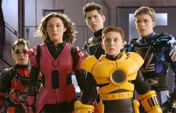 Spy Kids 4 dans les cinémas en 3D le 19 août 2011