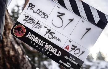 Le tournage de Jurassic World: Dominion redémarre