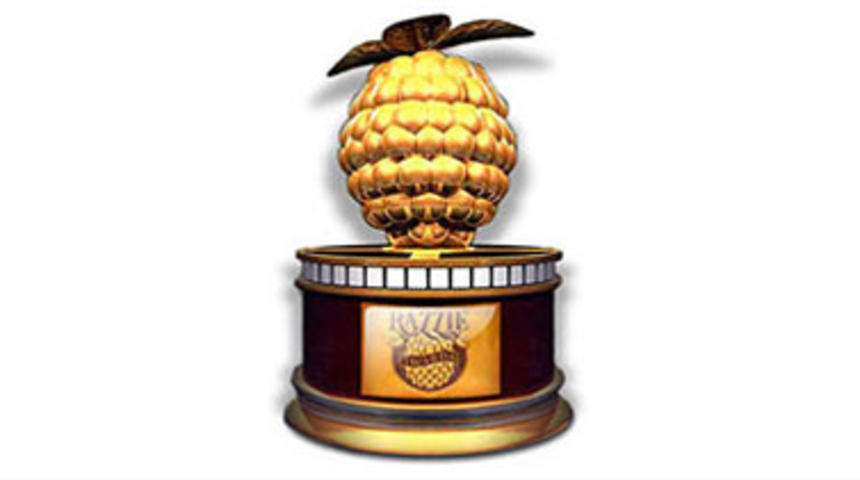 Razzies 2014 : Les nominations