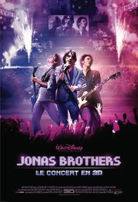 Jonas Brothers : Le concert en 3D