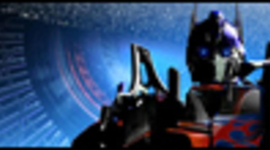 Transformers bien installé en première place