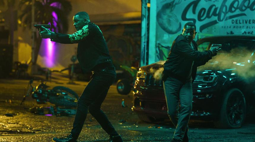 Box-office nord-américain : Bad Boys for Life conserve la tête