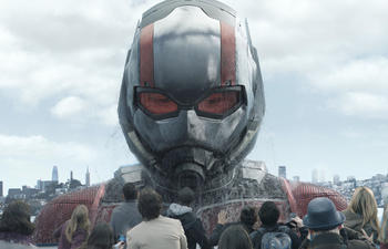 Box-office nord-américain : Ant-Man and the Wasp supplante ses adversaires