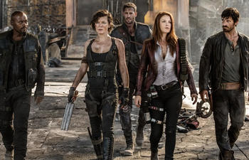 Nouveautés : Resident Evil: The Final Chapter