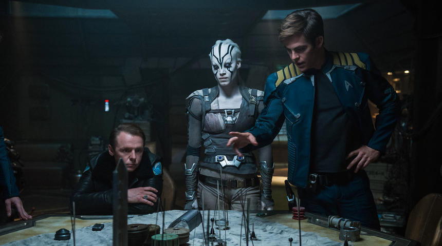 Sorties Blu-Ray et DVD : Star Trek Beyond