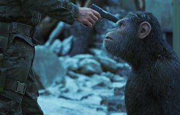 Bande-annonce française grave et intense pour La guerre de la planète des singes