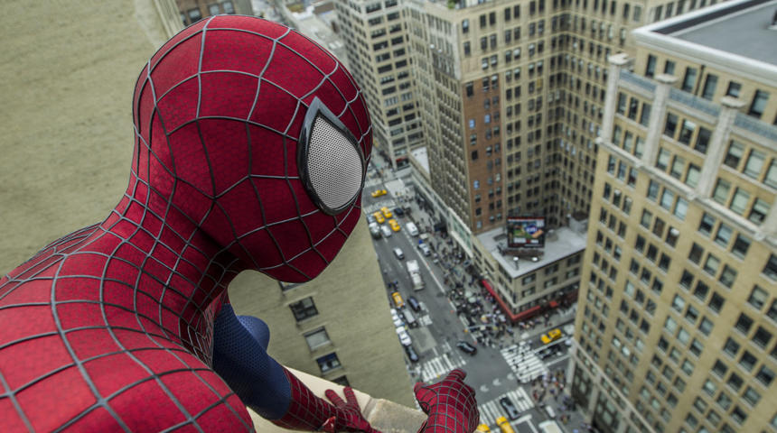 Spider-Man entre dans l'univers Marvel
