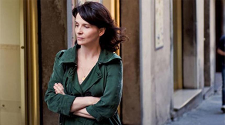 Juliette Binoche et Clive Owen dans Words and Pictures