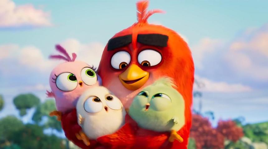 Nouveautés : The Angry Birds Movie 2 et Where'd You Go, Bernadette