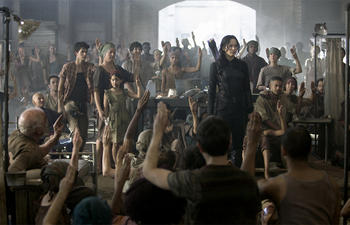 Nouveautés : The Hunger Games - Mockingjay Part 1