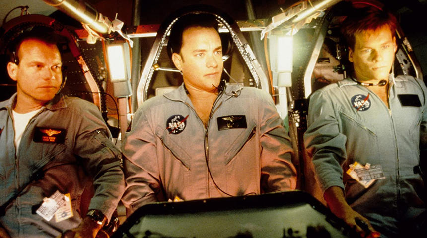 Une rencontre Apollo 13 sur Twitter
