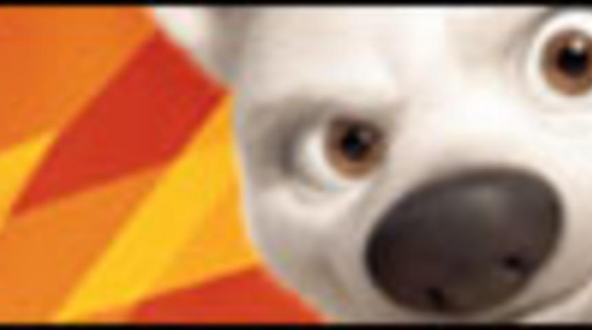 Affiche québécoise du film d'animation Volt
