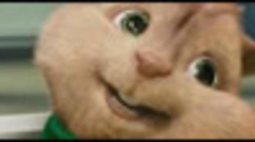 Bande-annonce de la comédie familiale Alvin and the Chipmunks: The Squeakquel