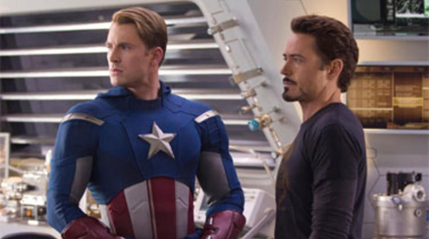 Box-office québécois : The Avengers amasse 2,7 millions $