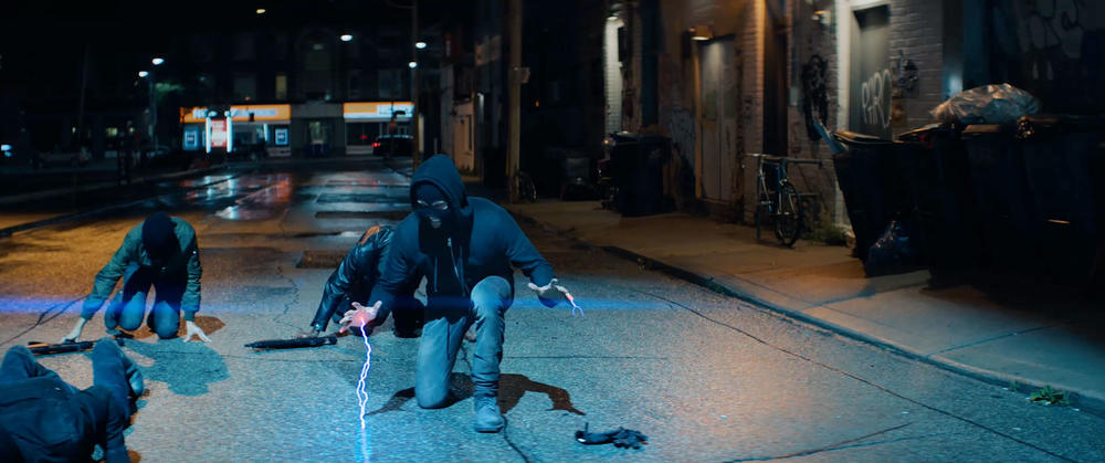 CODE 8 (2019) - Film - Cinoche.com