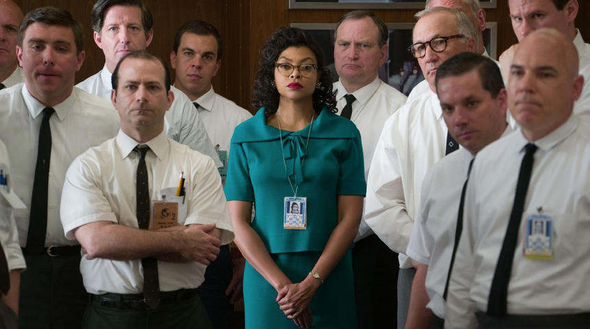 Box-office nord-américain : Hidden Figures arrive presque à déloger Rogue One