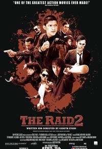 Le raid 2 - La vengeance