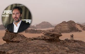 Denis Villeneuve nous parle des plus grands défis techniques de Dune