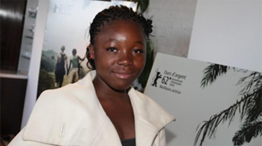 ATFCiné 2013 : Rachel Mwanza reçoit le prix de l'interprète féminine