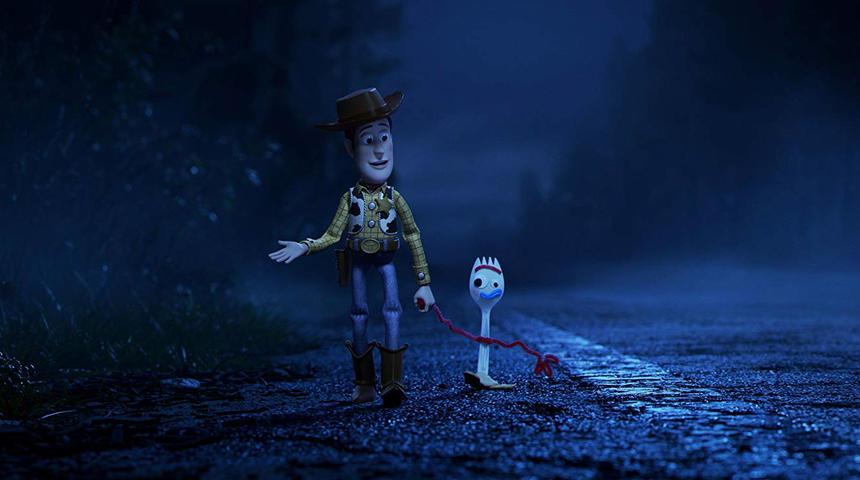 Box-office nord-américain : Moins que prévu pour Toy Story 4