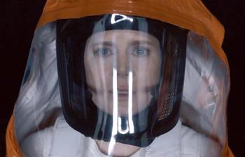 Une pré-bande-annonce persuasive pour le film Arrival de Denis Villeneuve