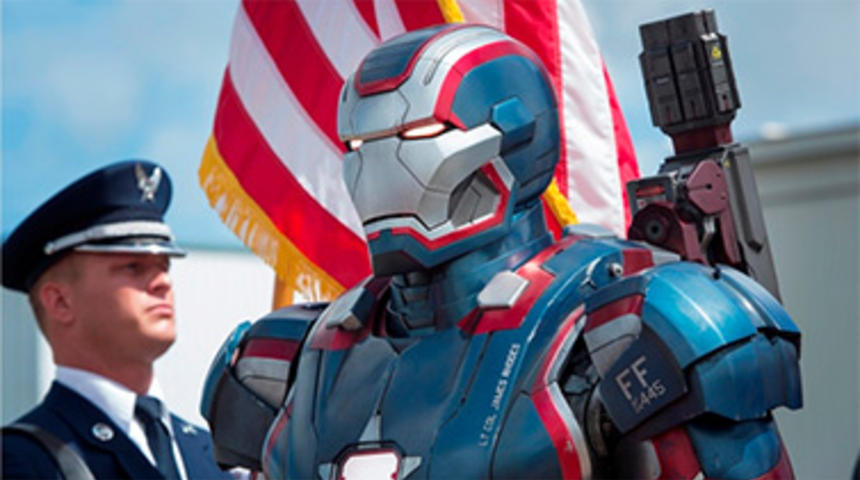 Box-office nord-américain : Iron Man 3 premier, The Great Gatsby deuxième