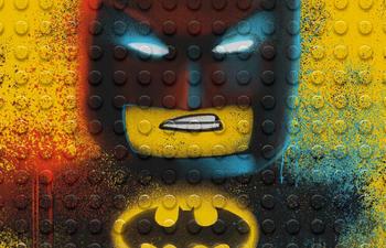 De superbes affiches de personnages pour Lego Batman le film