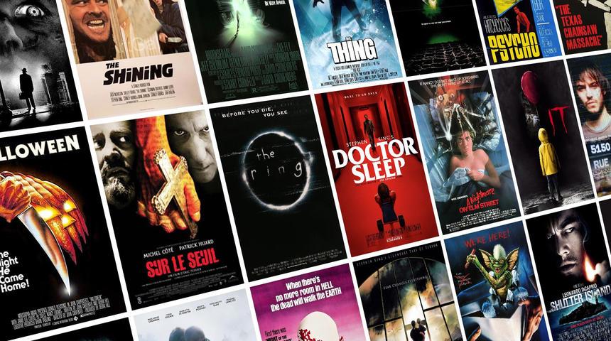 Top 100 des meilleurs films d'horreur de tous les temps