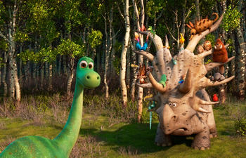 Box-office nord-américain : The Good Dinosaur ne dépasse pas Mockingjay - Part 2