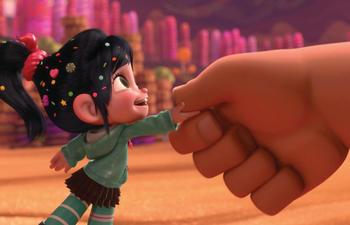 Disney annonce le titre de la suite de Wreck-It Ralph