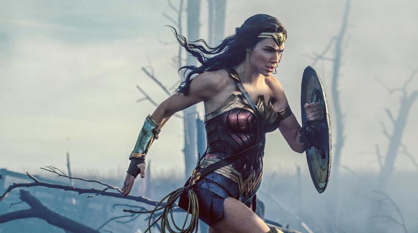 Sorties Blu-Ray et DVD : Wonder Woman