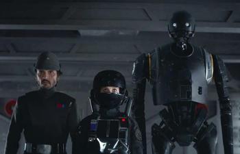 Une deuxième bande-annonce de Rogue One: A Star Wars Story