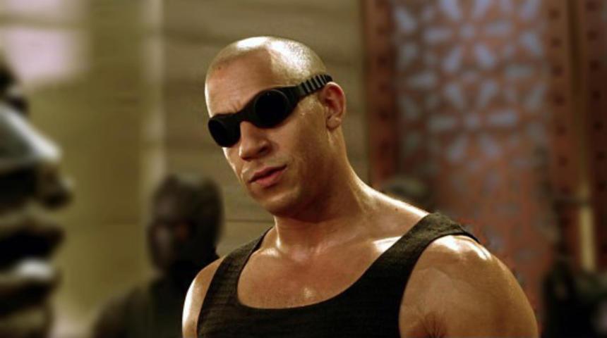 Vin Diesel revient à Montréal pour The Chronicles of Riddick